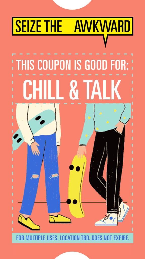 Coupon-ChillTalk